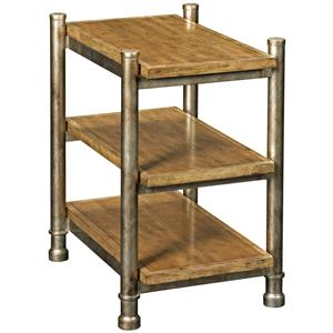 Broyhill Furniture New Vintage Shelf End Table