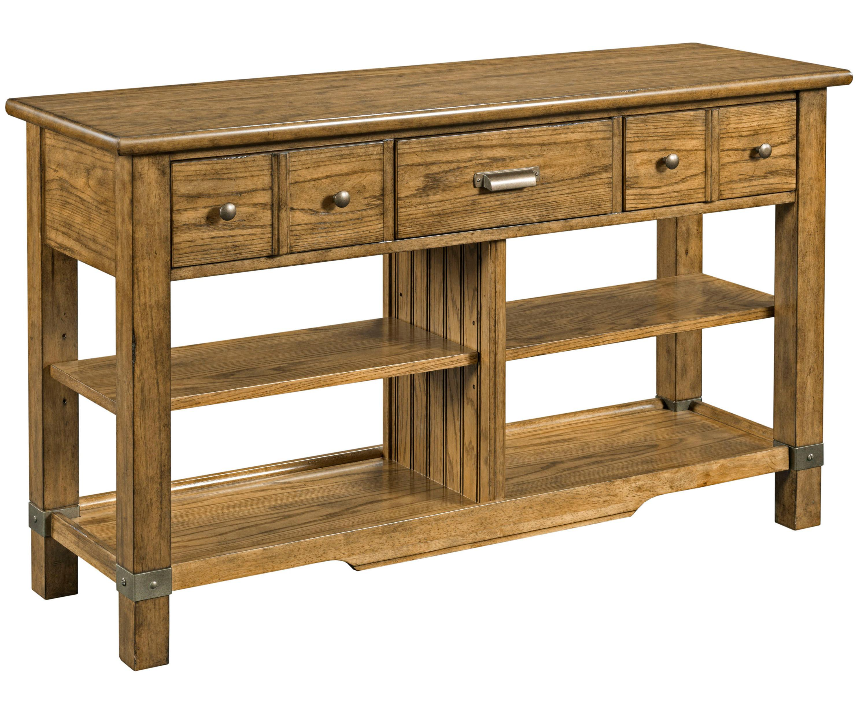 Broyhill Furniture New Vintage Console Table - Item Number: 4808-009