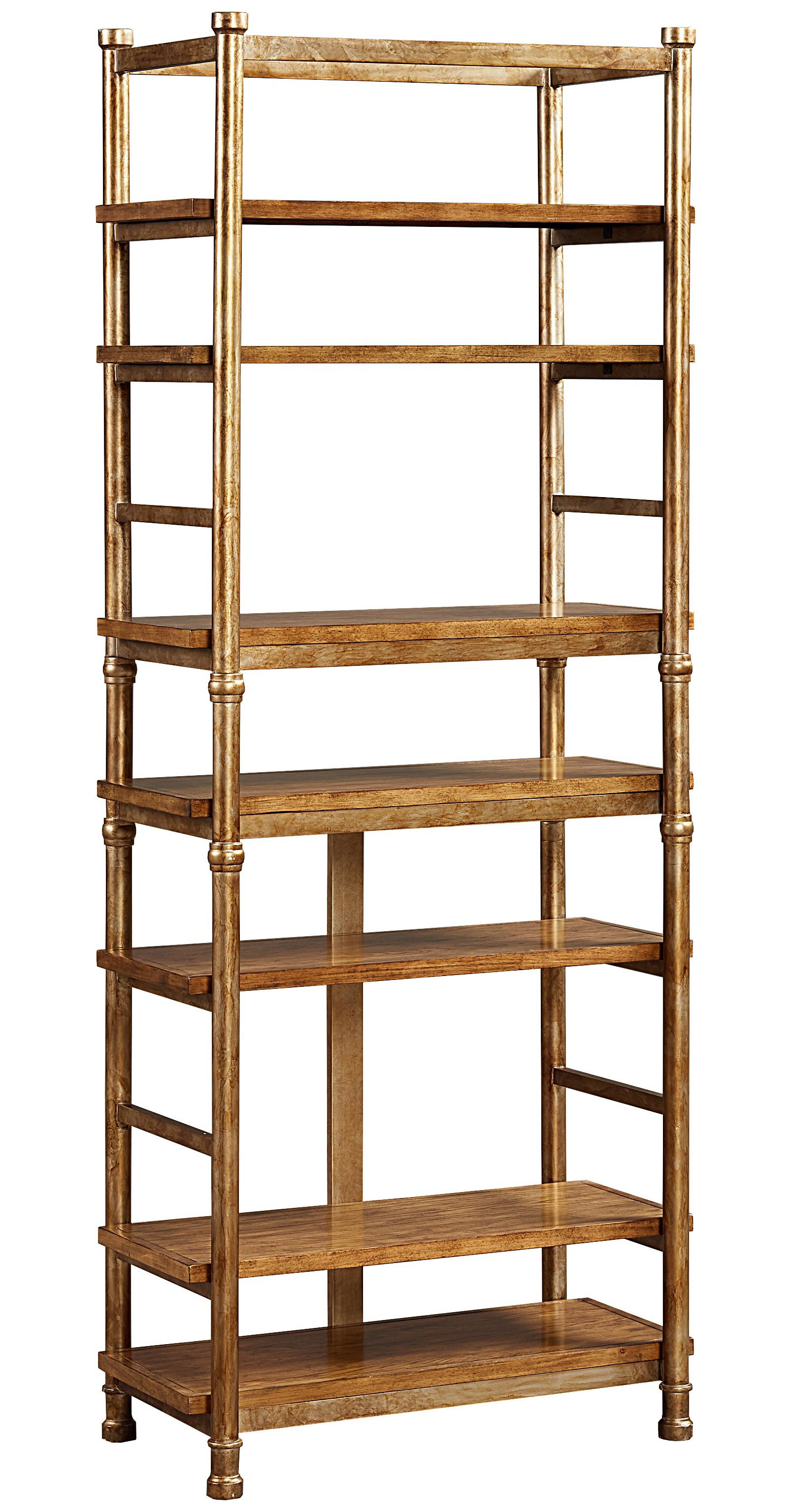 Broyhill Furniture New Vintage Etagere - Item Number: 4808-026