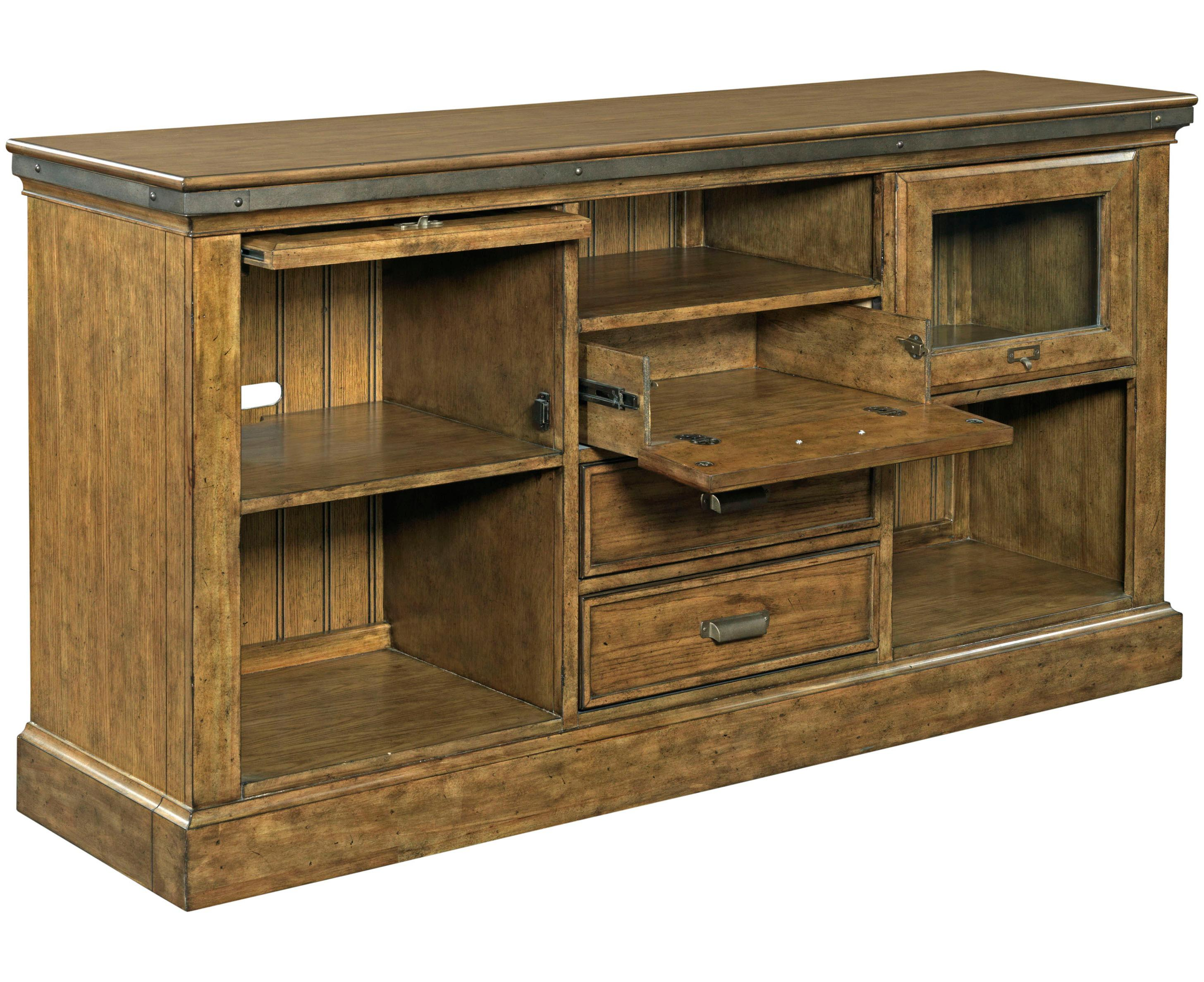 Broyhill Furniture New Vintage Barrister Console - Item Number: 4808-055