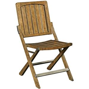 Broyhill Furniture New Vintage Cafe Wood Slat Chair