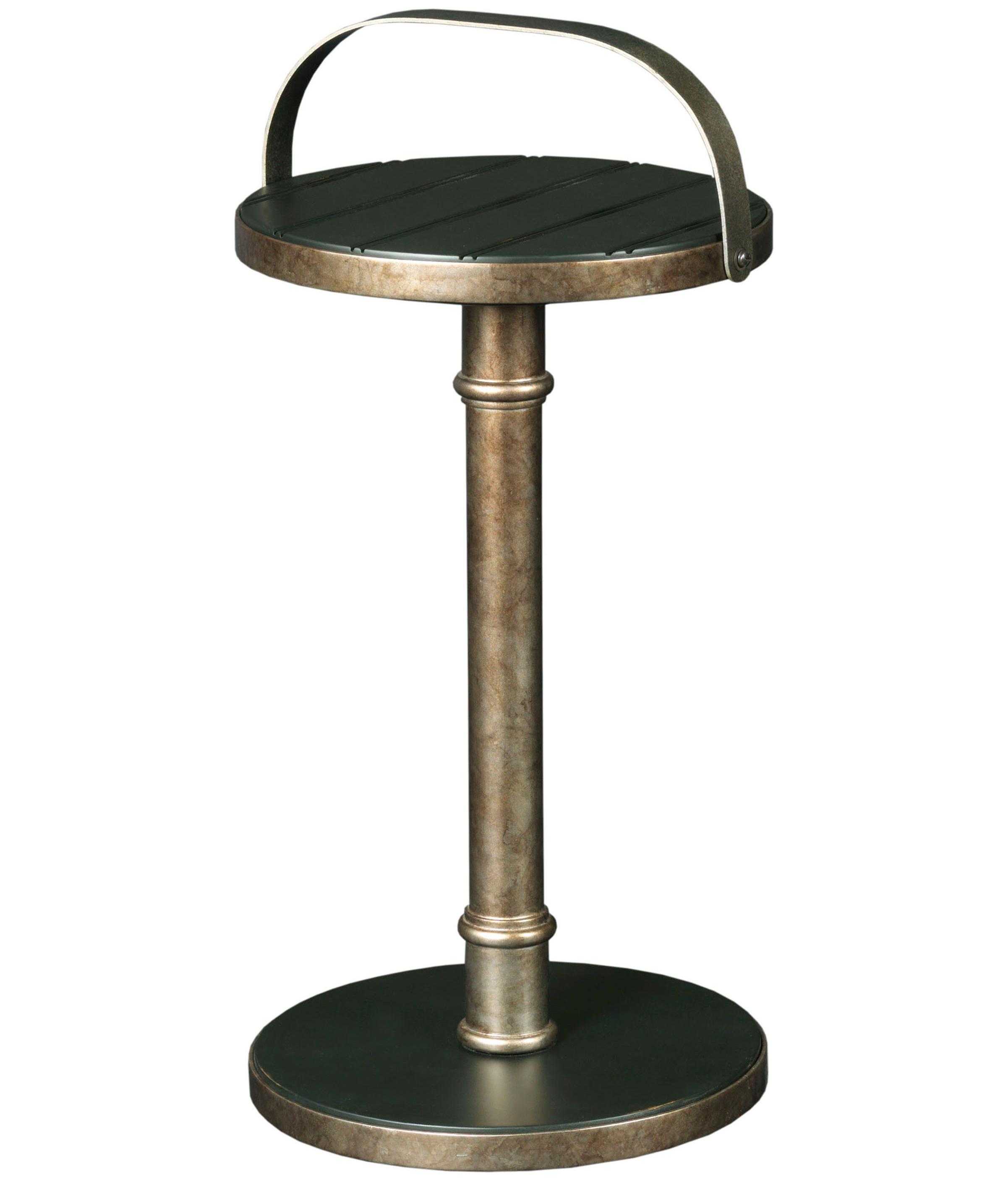 Broyhill Furniture New Vintage Pail Handle Accent Table - Item Number: 4809-007