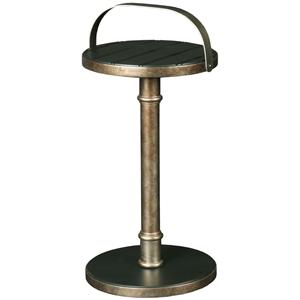 Broyhill Furniture New Vintage Pail Handle Accent Table