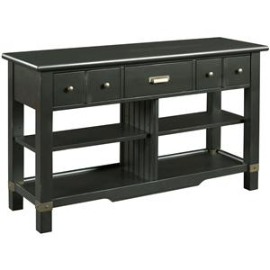 Broyhill Furniture New Vintage Console Table