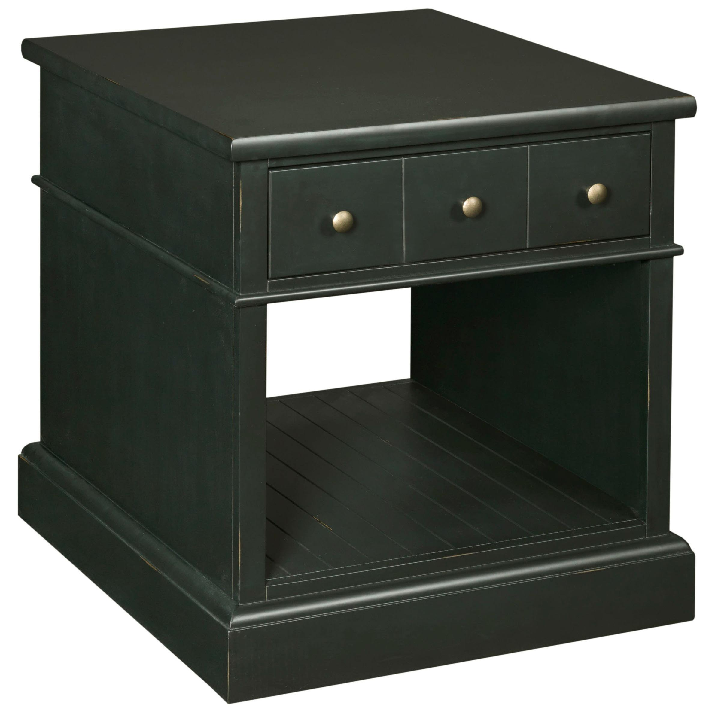 Broyhill Furniture New Vintage Drawer End Table - Item Number: 4809-012