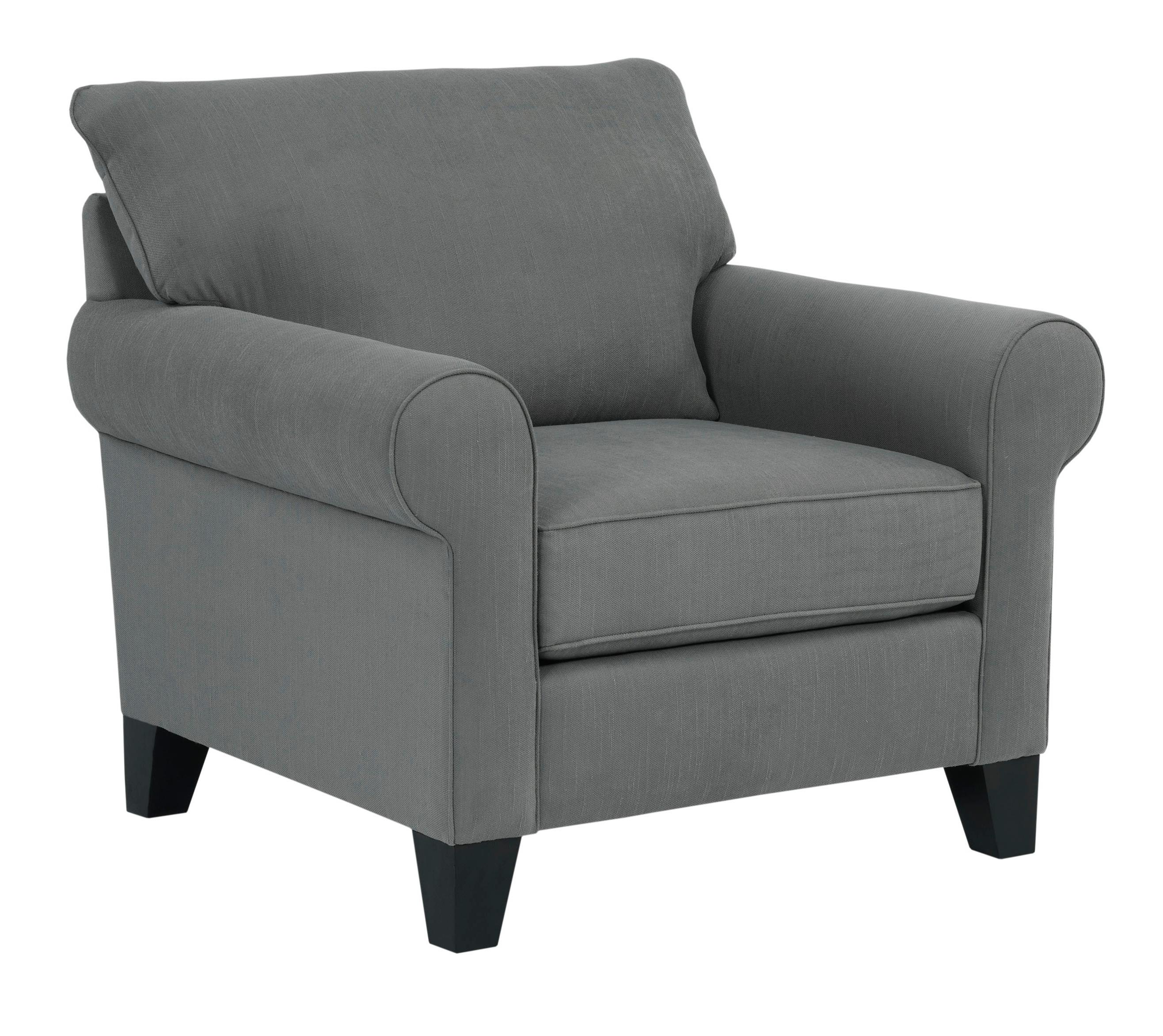 Broyhill Furniture Noda Transitional Chair and a Half - Item Number: 4230-0-4073-94