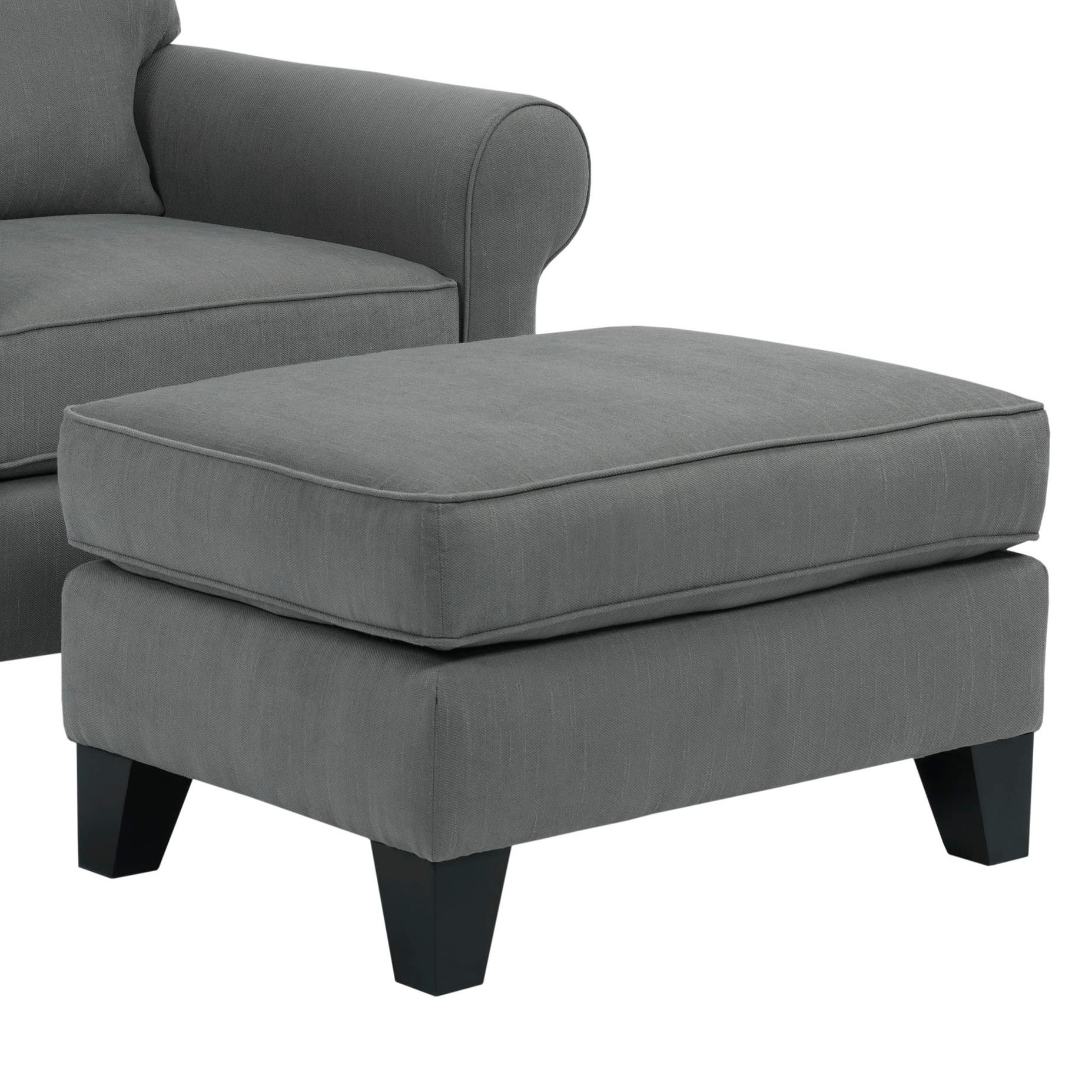 Broyhill Furniture Noda Transitional Ottoman - Item Number: 4230-5-4073-94