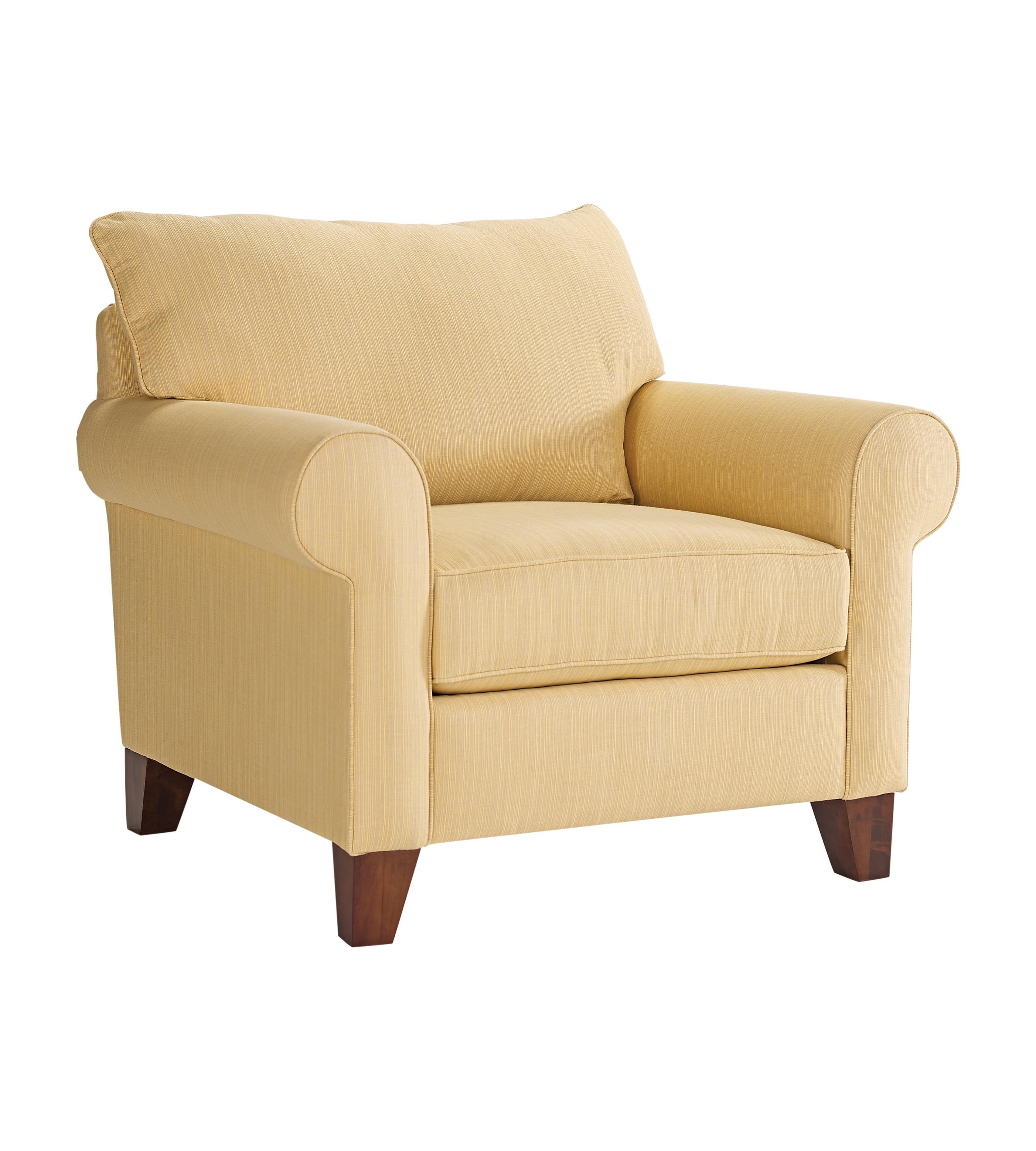 Broyhill Furniture Noda Transitional Chair and a Half - Item Number: S4230-0-8012-0000