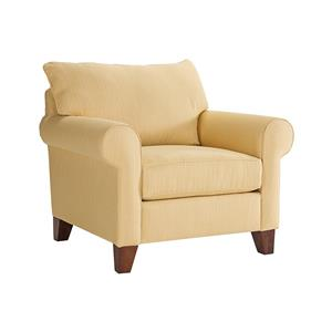 Broyhill Furniture Noda Transitional Chair and a Half