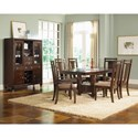 Broyhill Furniture Northern Lights Formal Dining Room Group - Item Number: 5312 Dining Room Group 1