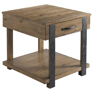 Broyhill Furniture Park City End Table