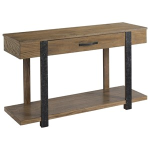 Broyhill Furniture Park City Sofa Table