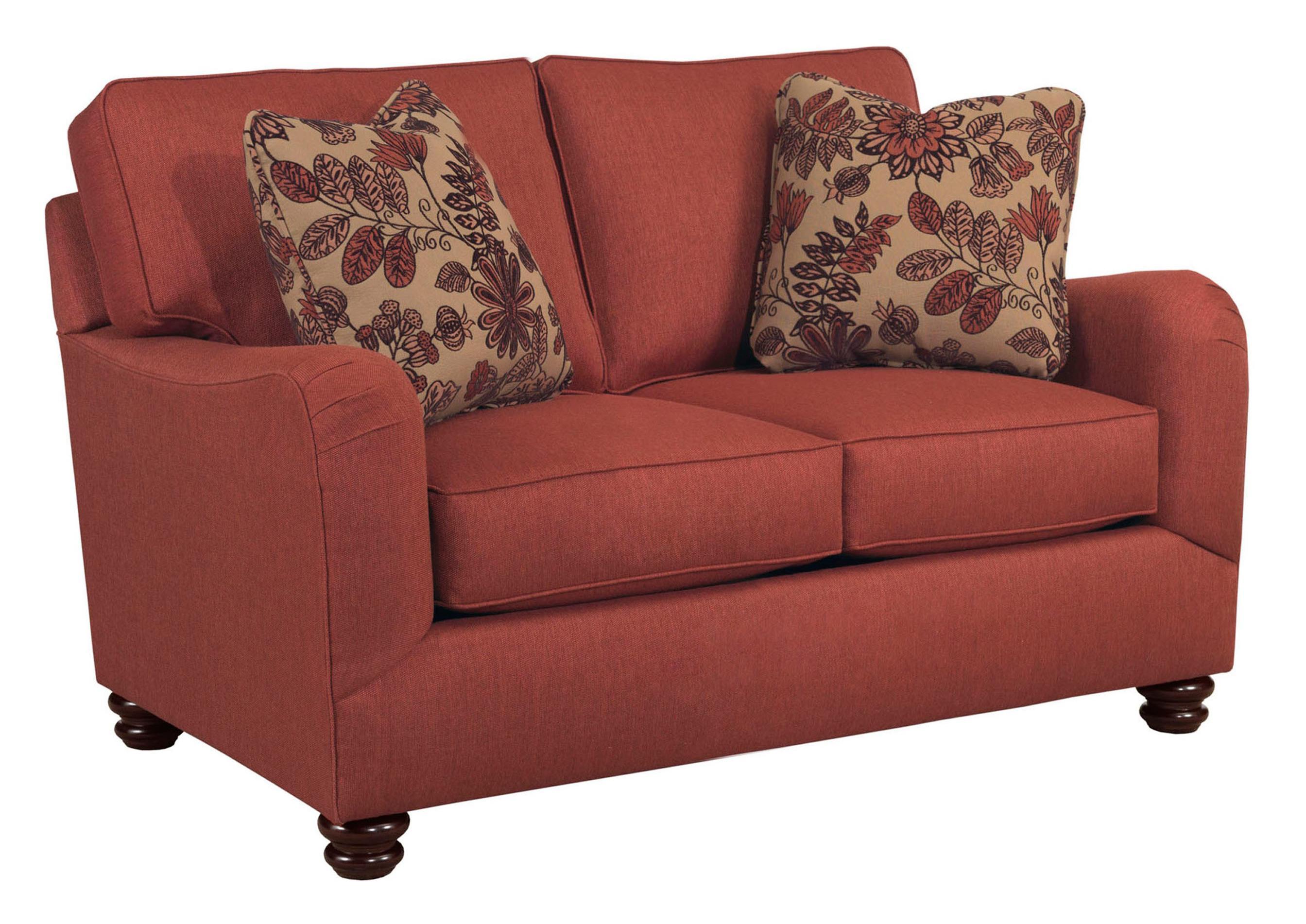 Broyhill Furniture Parker Parker Loveseat - Item Number: 3746-1