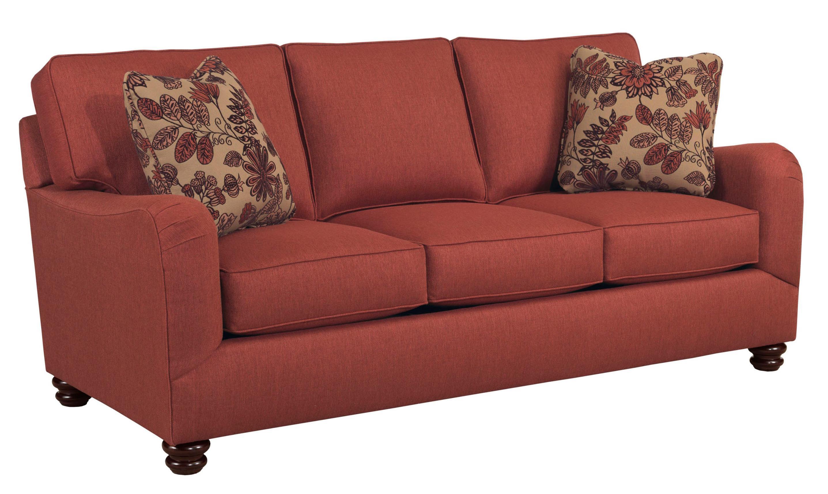 Broyhill Furniture Parker Parker Sofa - Item Number: 3746-3