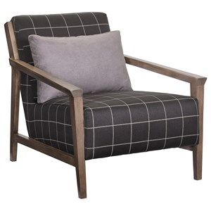 Broyhill Furniture Personalities Accent Chairs Pacey Chair