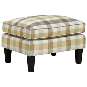 Broyhill Furniture Personalities Accent Chairs Ottoman