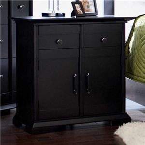 Broyhill Furniture Perspectives Door Night Stand