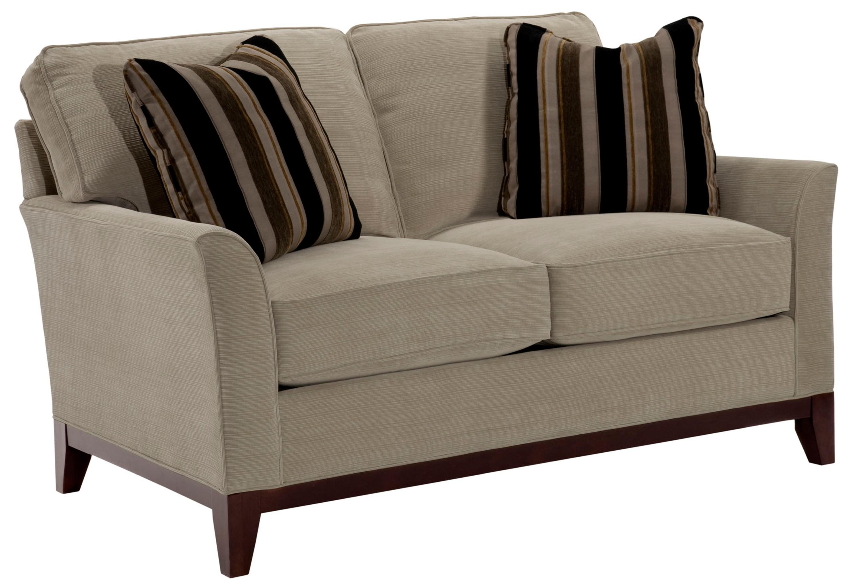 Broyhill Furniture Perspectives Loveseat - Item Number: 4445-1