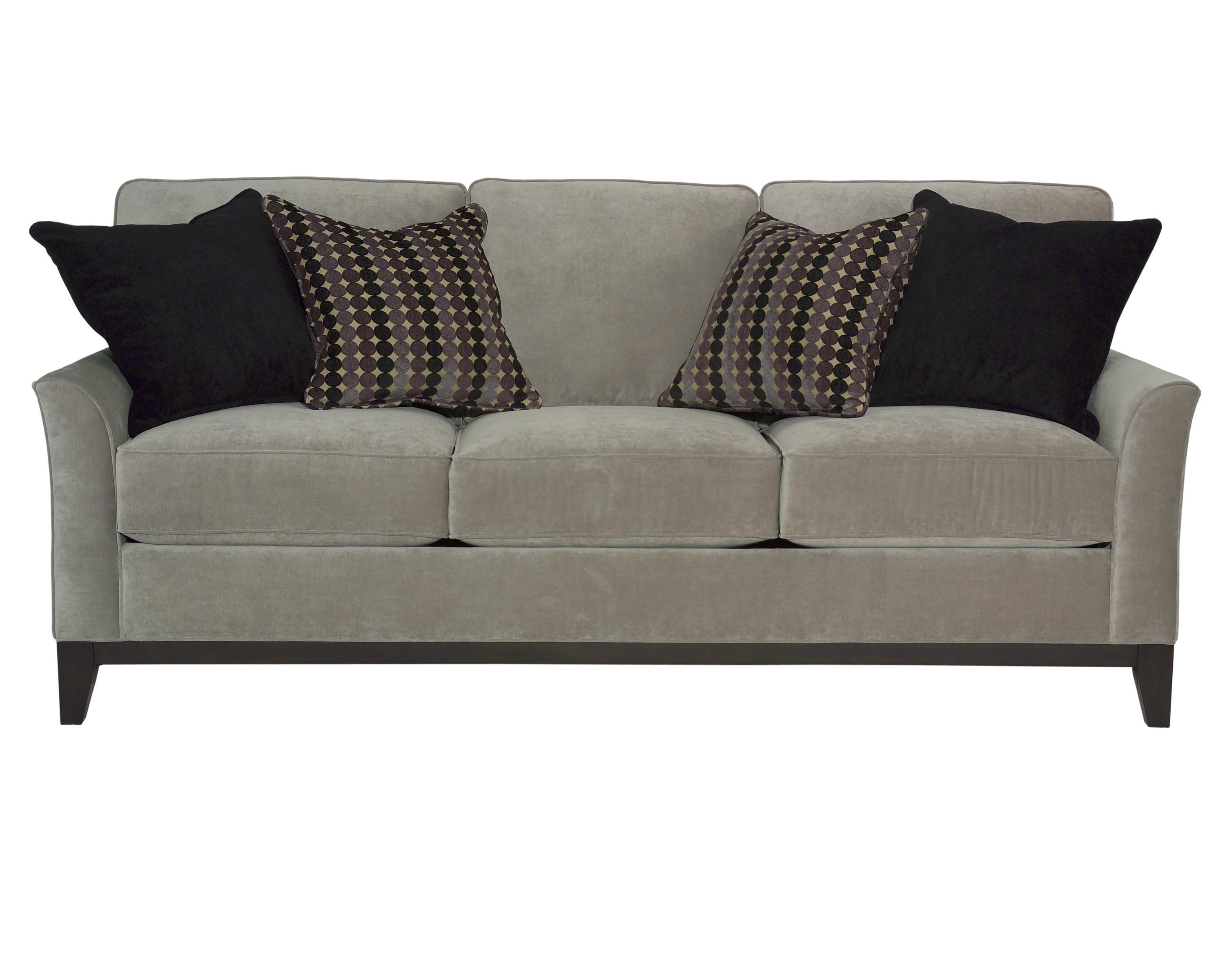 Broyhill Furniture Perspectives  Stationary Sofa - Item Number: 4445-3-7947-95