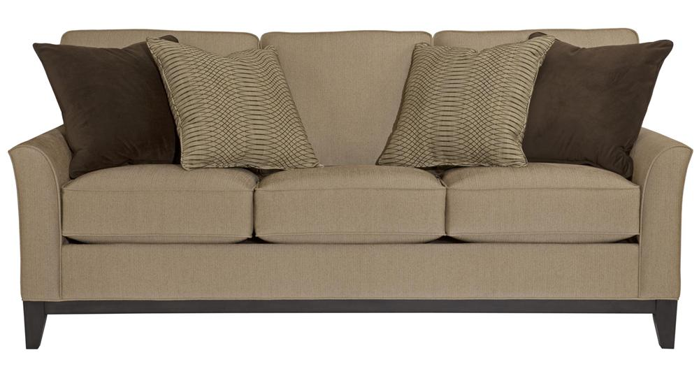 Broyhill Furniture Perspectives Stationary Sofa Item Number 4445 3