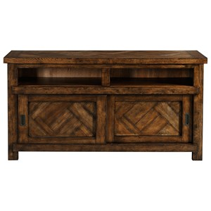 Broyhill Furniture Pieceworks Media Console Table