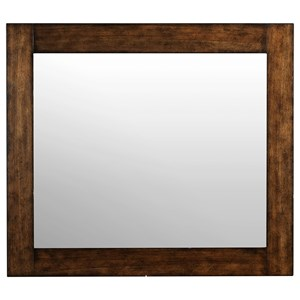 Broyhill Furniture Pieceworks Easel Mirror
