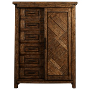 Broyhill Furniture Pieceworks Gentlemans Chest