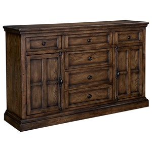 Broyhill Furniture Pike Place Grand Dresser