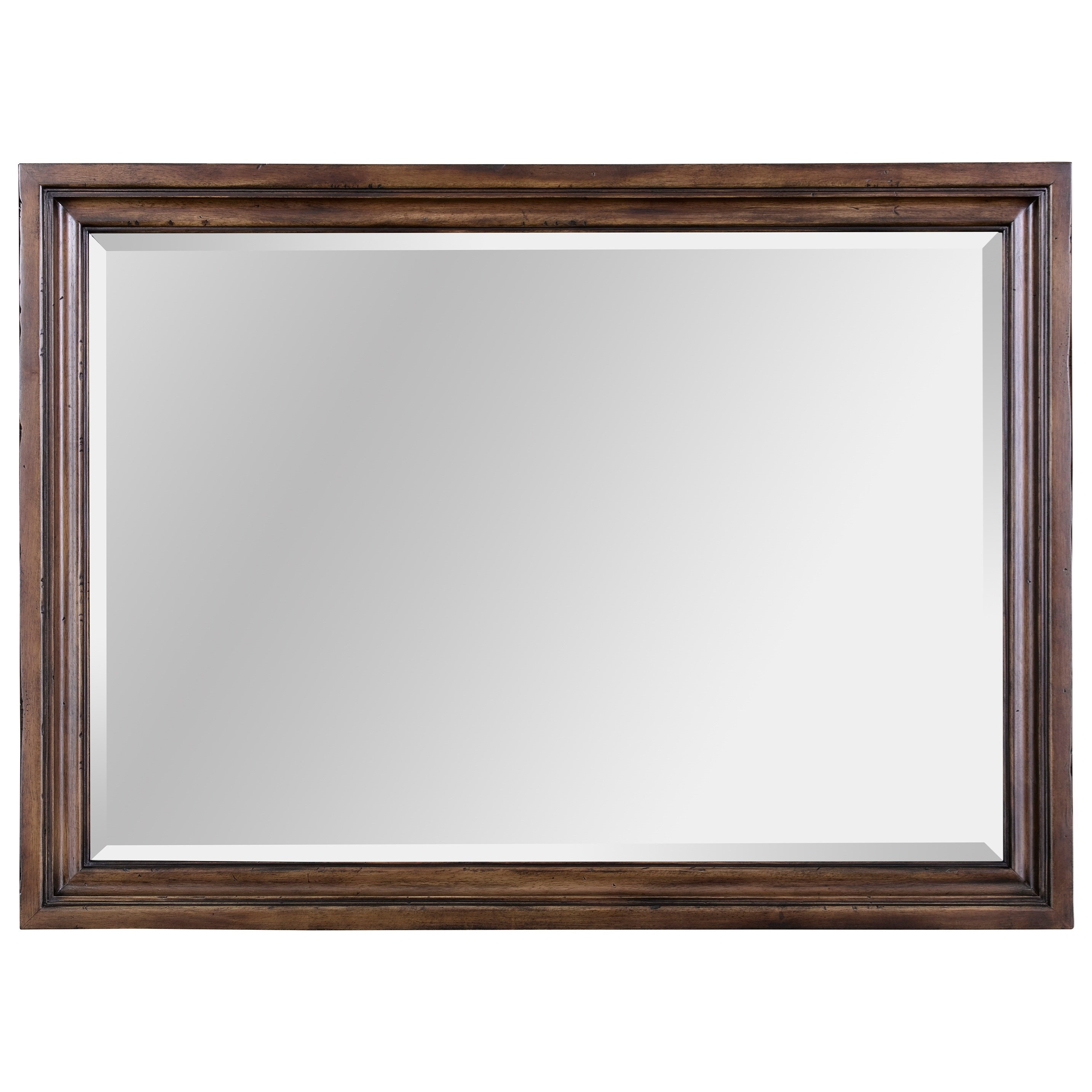 Broyhill Furniture Pike Place Picture Frame Mirror - Item Number: 4850-236
