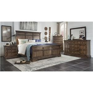 Broyhill Furniture Pike Place 3 Piece Bedroom Set