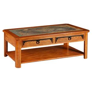 Broyhill Furniture Quail Valley Lift-Top Cocktail Table