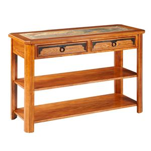 Broyhill Furniture Quail Valley Sofa Table