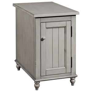 Broyhill Furniture 8712 Kearsley Gray Accent Table
