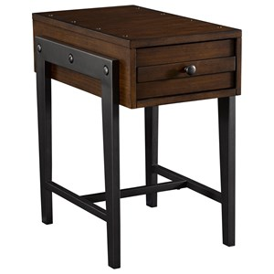 Broyhill Furniture Reclinermates Estes Park Accent Table