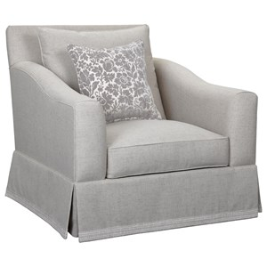 Broyhill Furniture Regina Chair & 1/2