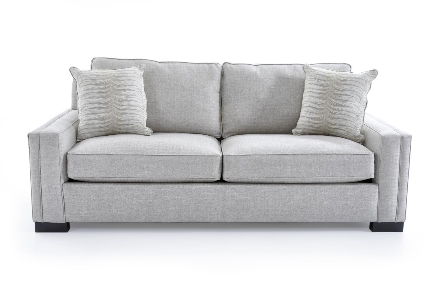 Broyhill Furniture Rocco Apartment Sofa - Item Number: 4280-2 4697-92 CF TP