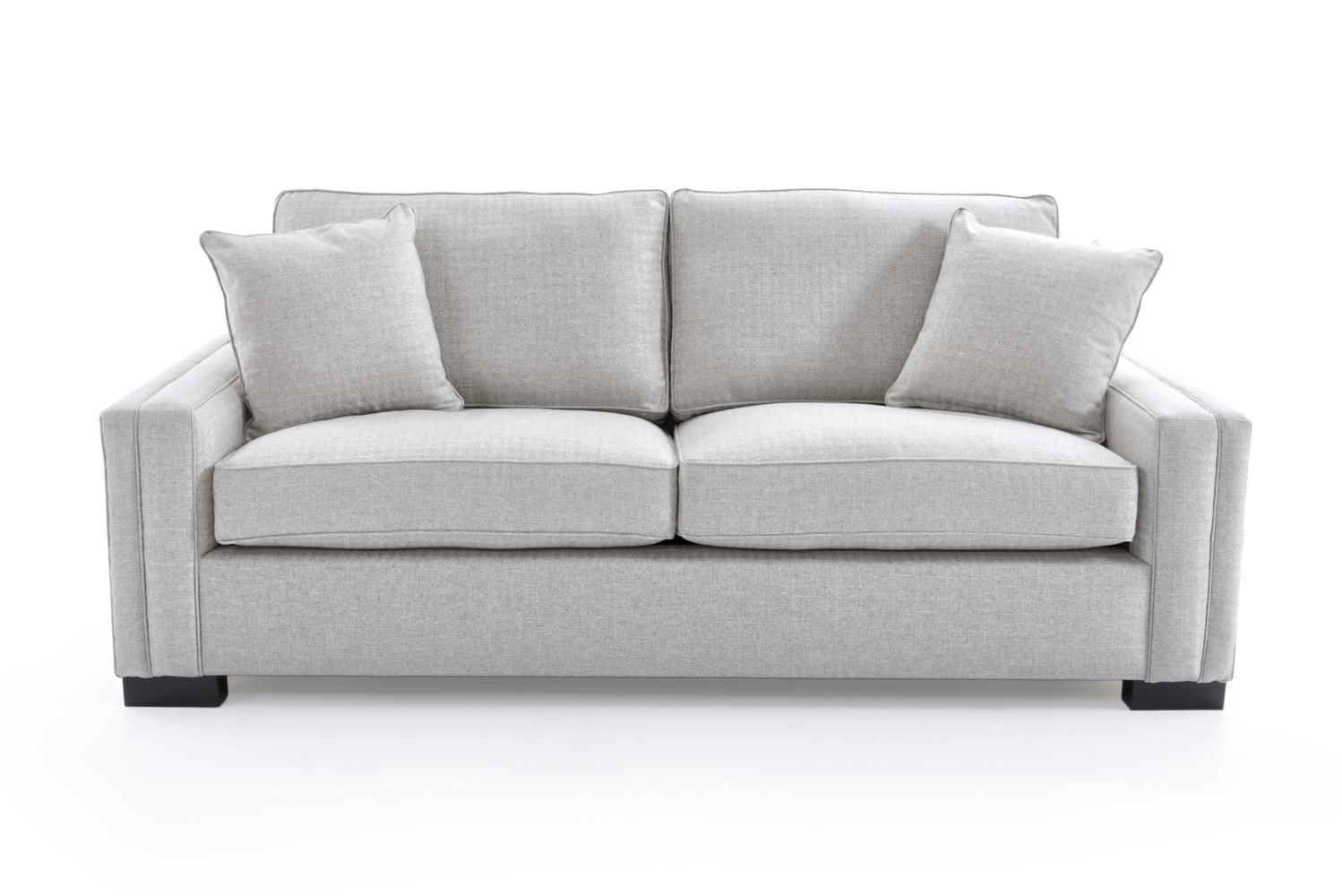 Broyhill Furniture Rocco Queen Sofa Sleeper - Item Number: 4280-7 4697-92 CF TP