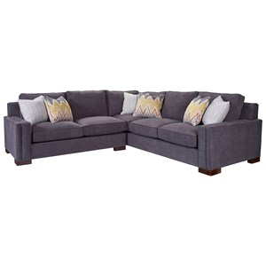 Broyhill Furniture Rocco Sectional