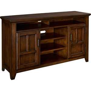 "Broyhill Furniture Rushmead 55"" Entertainment Console"