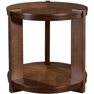 Broyhill Furniture Ryleigh Round End Table