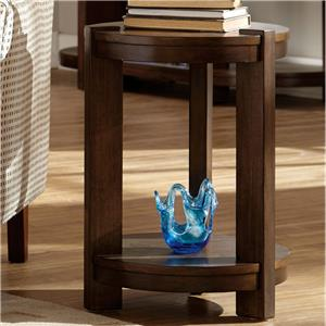 Broyhill Furniture Ryleigh Chairside Table