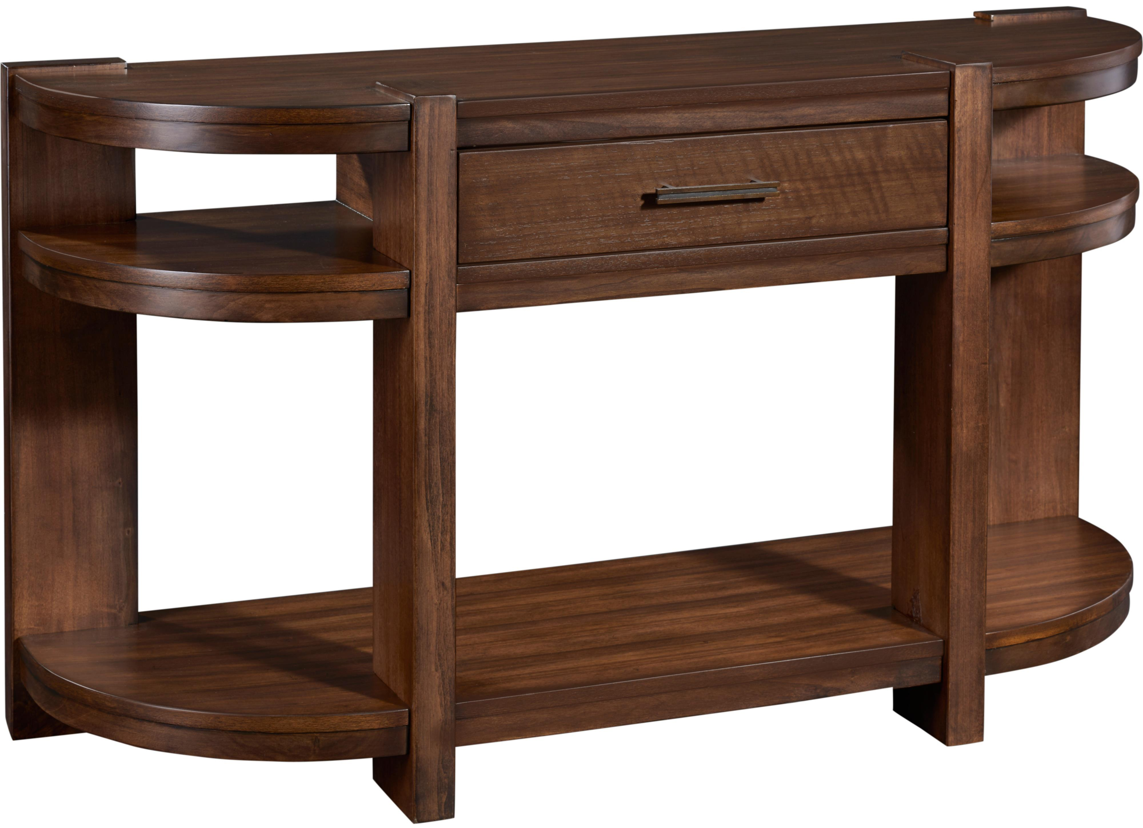 Broyhill Furniture Ryleigh Media Console Table - Item Number: 3185-009