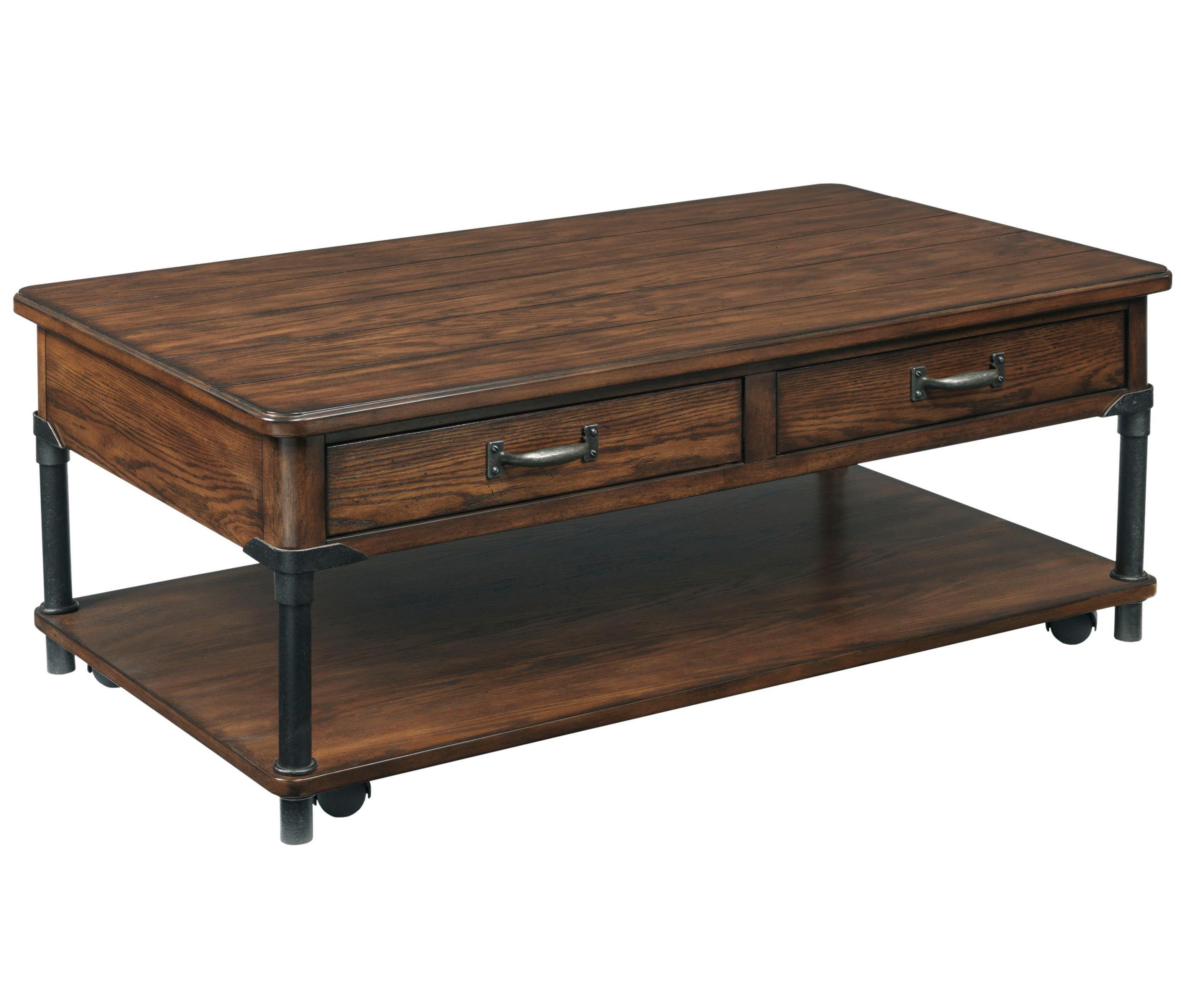 Broyhill Furniture Saluda Rectangular Cocktail Table - Item Number: 3353-001