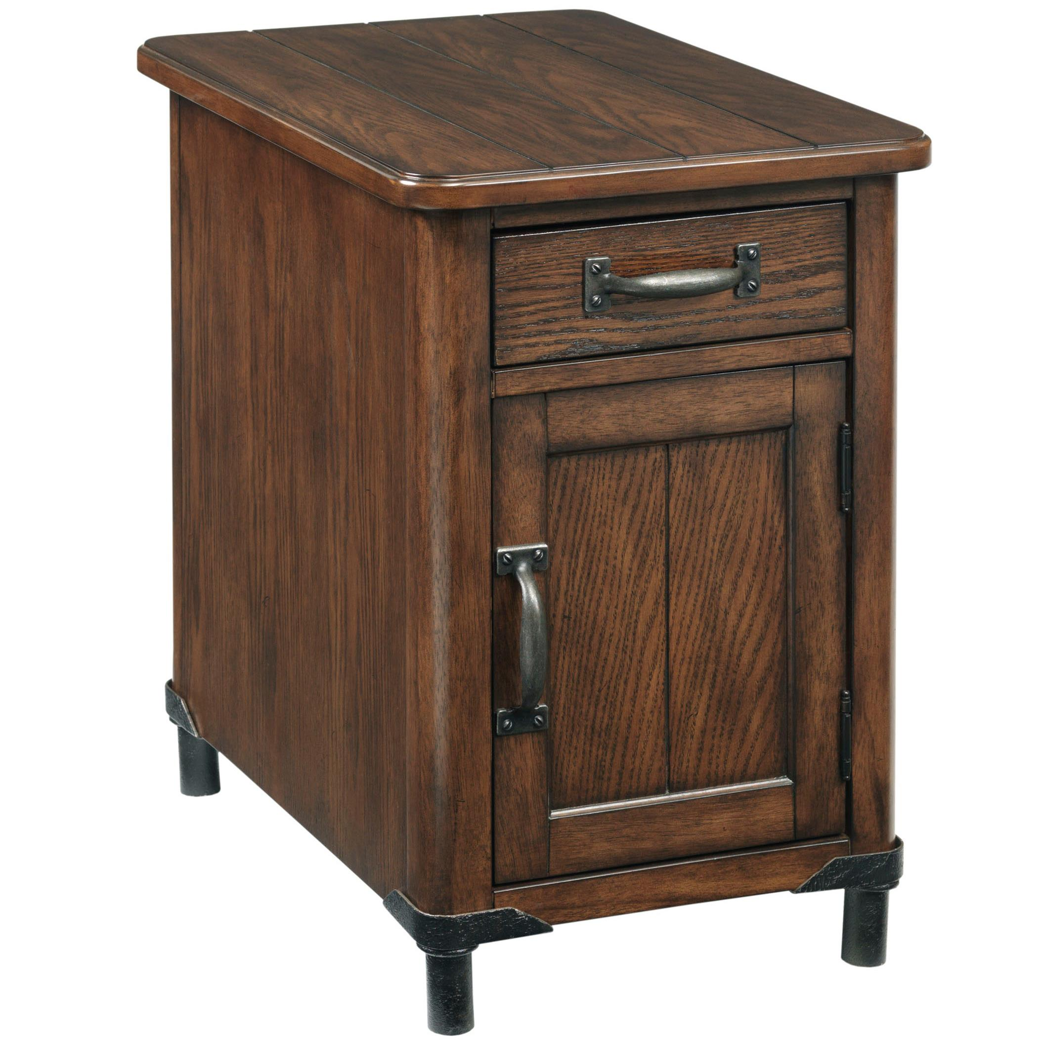 Broyhill Furniture Saluda Chairside Chest - Item Number: 3353-004