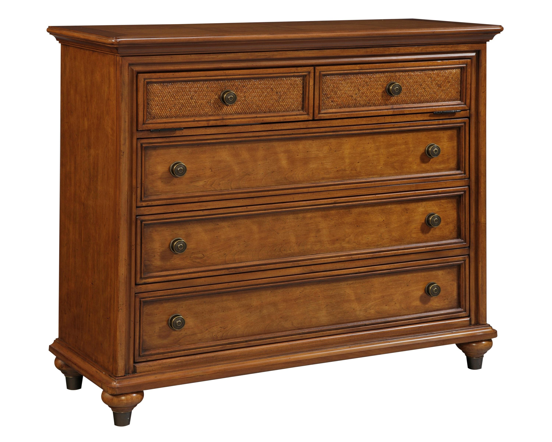 Broyhill Furniture Samana Cove Media Chest - Item Number: 4702-225