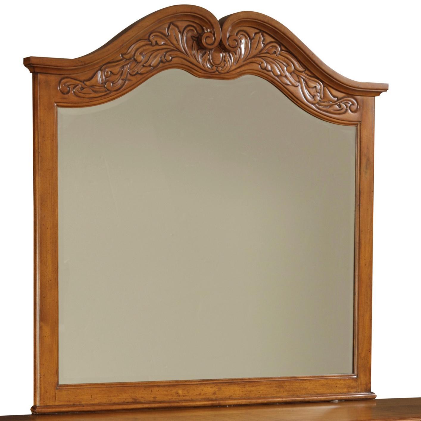 Broyhill Furniture Samana Cove Dresser Mirror - Item Number: 4702-237