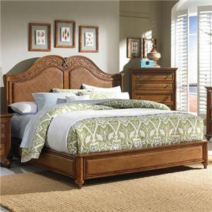 Broyhill Furniture Samana Cove Queen Panel Bed
