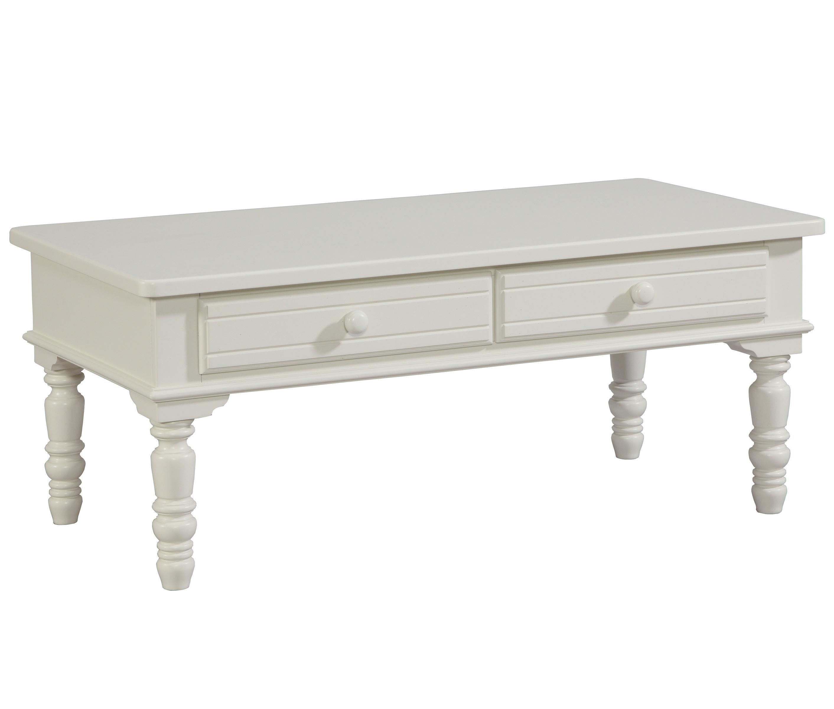Broyhill Furniture Seabrooke Rectangular Cocktail Table - Item Number: 4471-001