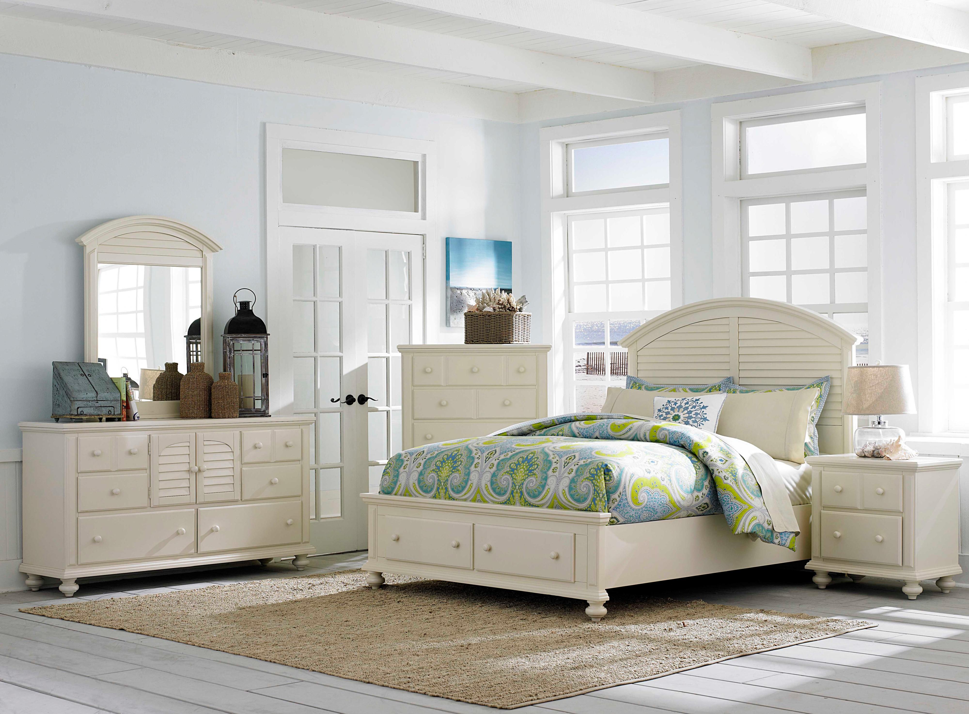 Broyhill Furniture Seabrooke 4471 232 2 Door Dresser With