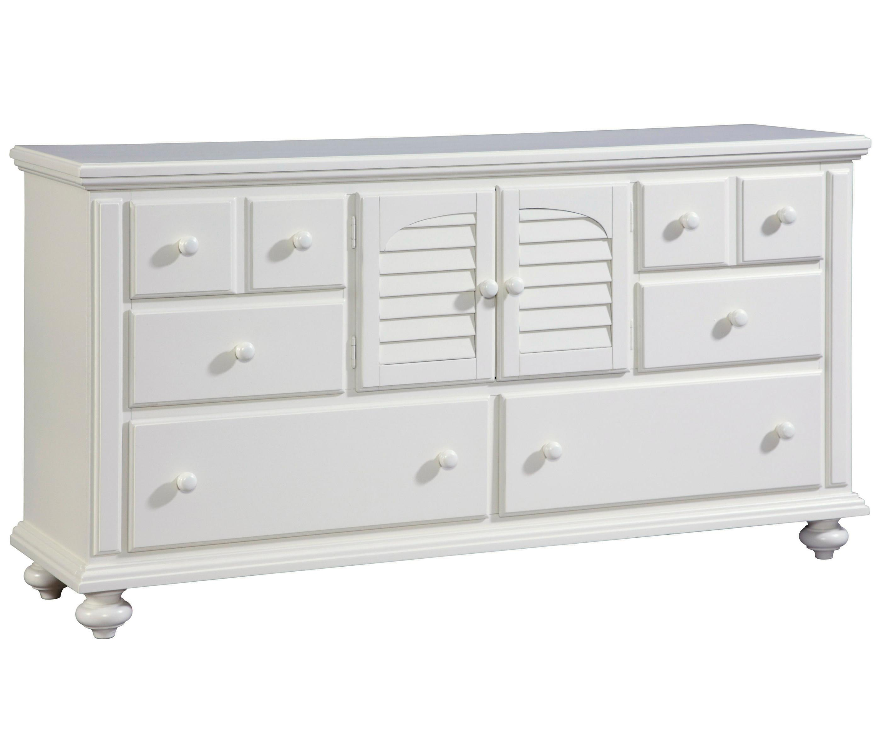Broyhill Furniture Seabrooke Door Dresser - Item Number: 4471-232